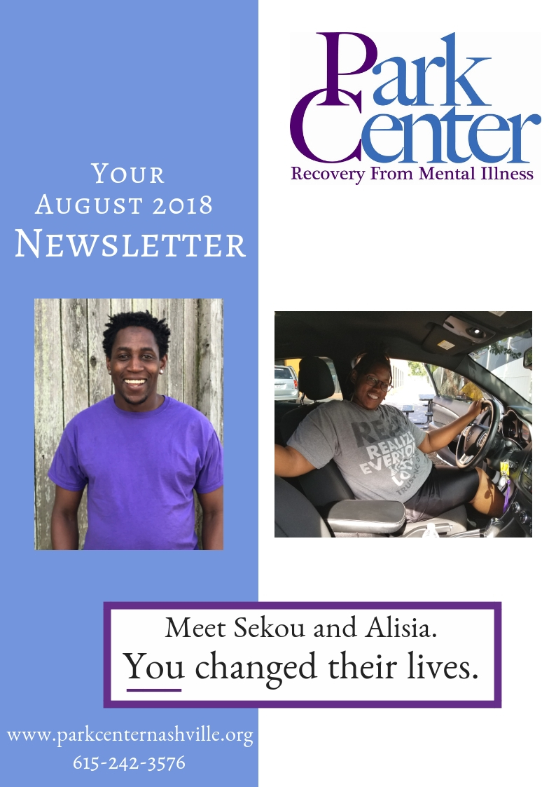 2018 Summer Newsletter